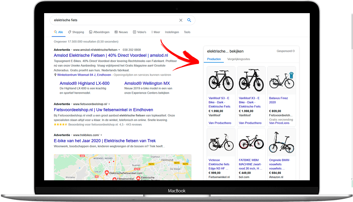 Wat is Google Shopping?