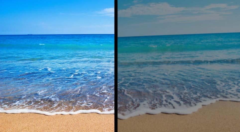 Het verschil tussen een goede foto en een slechte